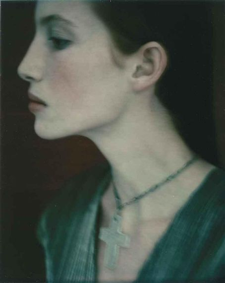 ☽ Dream Within a Dream ☾ Misty Blurred Art and Fashion Photography - Micaela, Paris; Paris, 1989-1991, Paolo Roversi