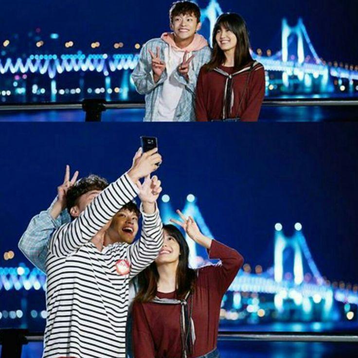 Ah I love them. I love this drama so much. And I love you Louis ah! | Ko Bok Sil ❤ Louis | Shopping King Louis