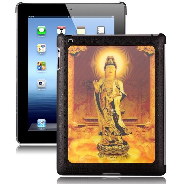 Adventure - 3D Effect (Holy Woman) iPad 2 Cover