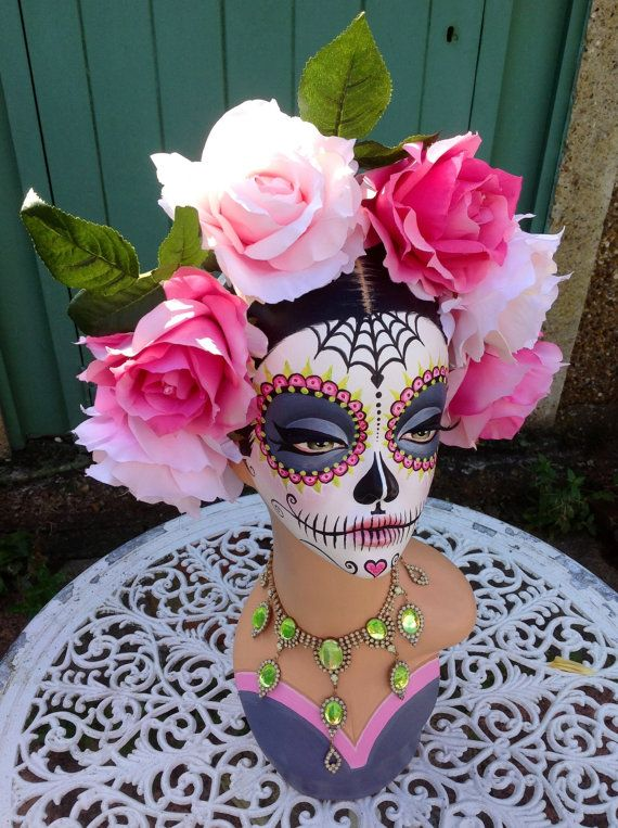 17 best images about design skull dia de los muertos for Day of the dead body jewelry