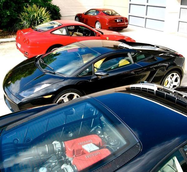 Drive a Ferrari 360 Modena & Lamborghini Gallardo - Gold Coast, QLD
