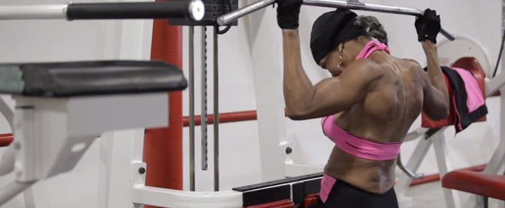 Meet Ernestine Shepherd, World's Oldest Female Bodybuilder