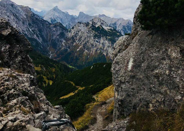 BIKE & HIKE Karwendel - BÄRENKOPF wandern und mountainbiken