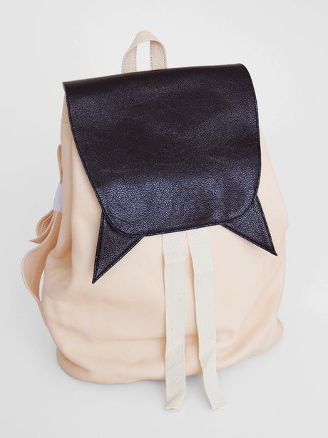 YUE fang backpack