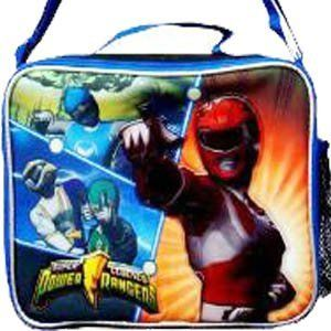 Power Rangers Lunch Box & Wallet by Jossy's. $19.50. Water Bottle. Powe Rangers Lunch box. Tri-fold wallet. Adjustable shoulder straps. Lunch box and wallet