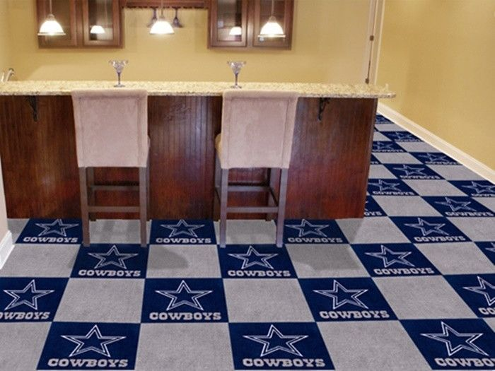 Use the code PINFIVE to receive an additional 5% discount off the price of the Dallas Cowboys NFL Carpet Tiles at sportsfansplus.com