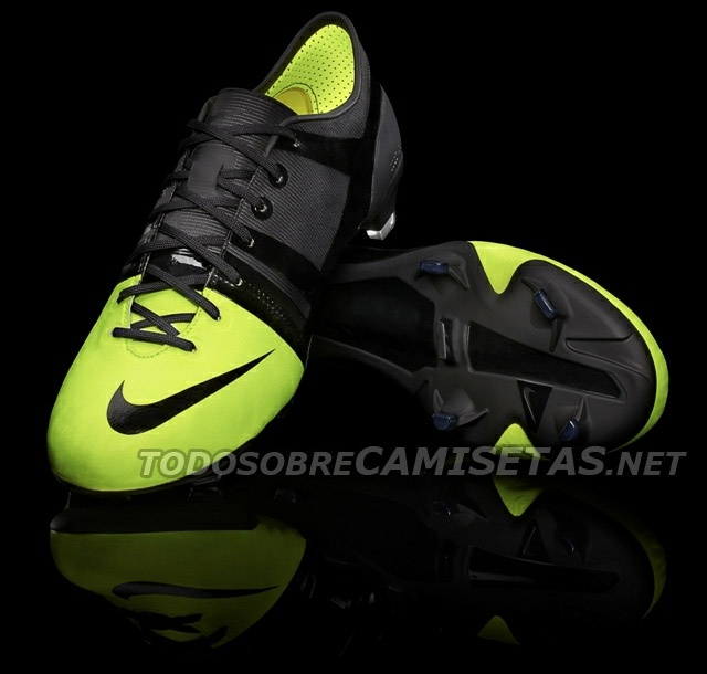 "Nuevos Botines de #Nike GS (""Green Speed"")"