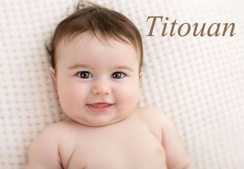 Dérivé du prénom Antoine, les Titouan sont curieux, courageux et sensibles #baby #name