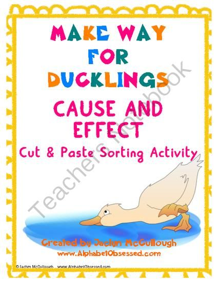 Make Way for Ducklings {Free Video & Activities}