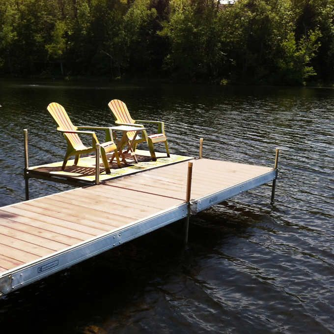 How To Build A Stationary Dock