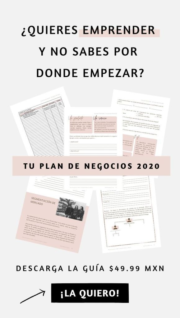 Ebook Tu Plan De Negocios 2020 Plantillas Y Ejemplo Financiero En 2020 Plan De Negocios Negocios Como Hacer Un Portafolio