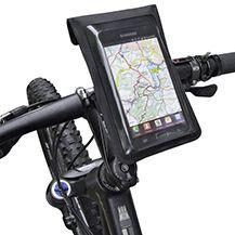 klickfix phonebag tasche für i-phone smartphone mit halter für fahrrad lenker bike