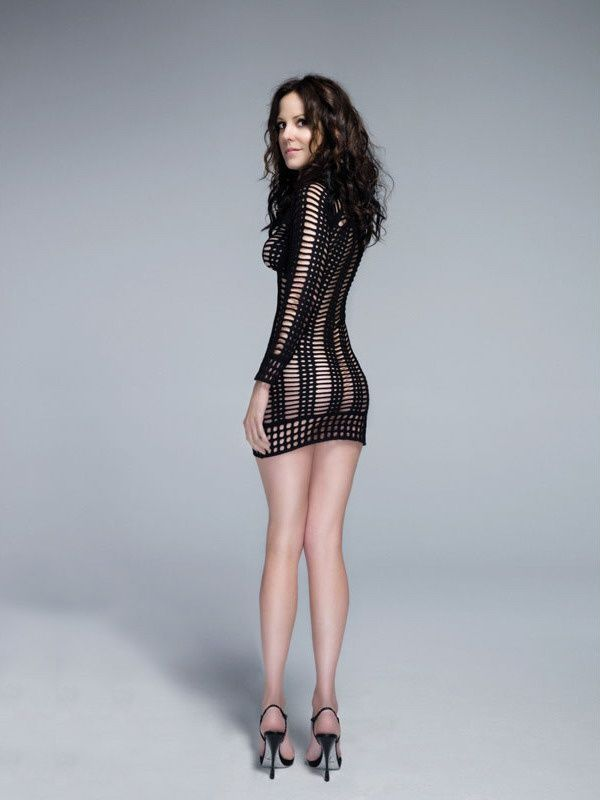 Black Dress - Mary Louise Parker
