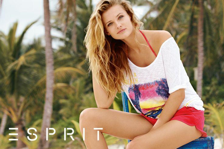#Esprit Swim & Beachwear Collection 2014