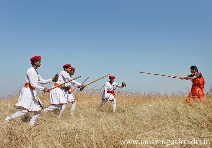 Indian Martial Arts - Mardani Khel
