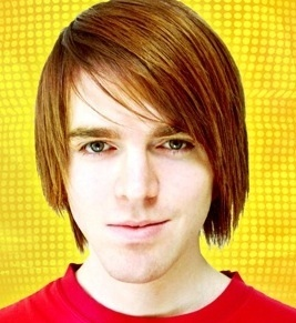 Have the sense if humor and eyes of Shane Dawson. <3