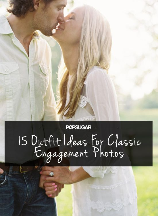 The ultimate outfit ideas for engagement photos you won't hate