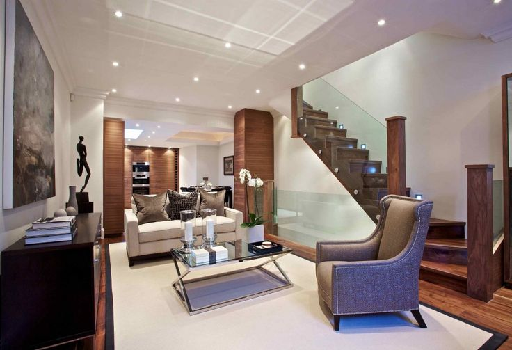 Chelsea town house from sophie paterson interiors for Townhouse interior design ideas