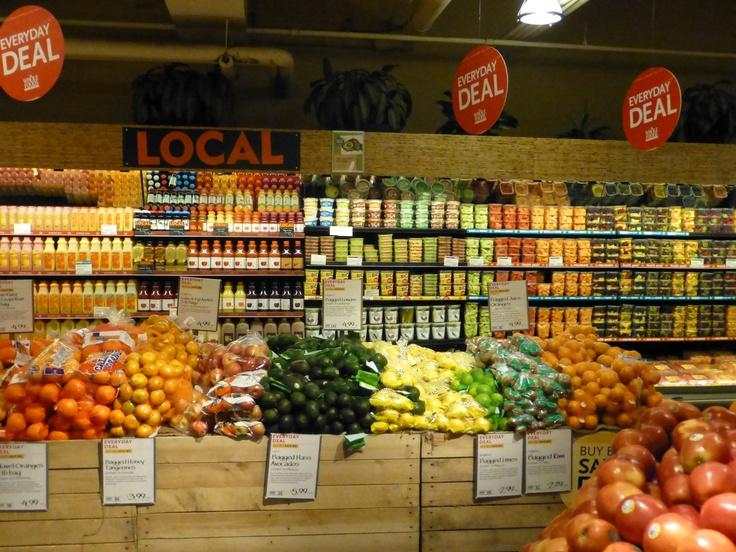 Lokale producten is één van de drie meest zichtbare trends