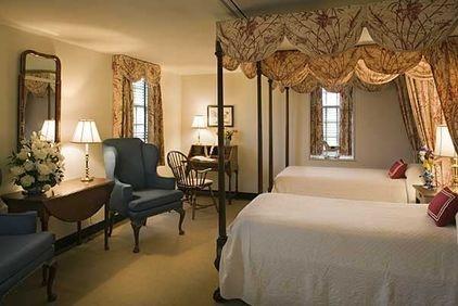 Traditional bedroom ewing house colonial williamsburg - Dutch colonial interior design ideas ...