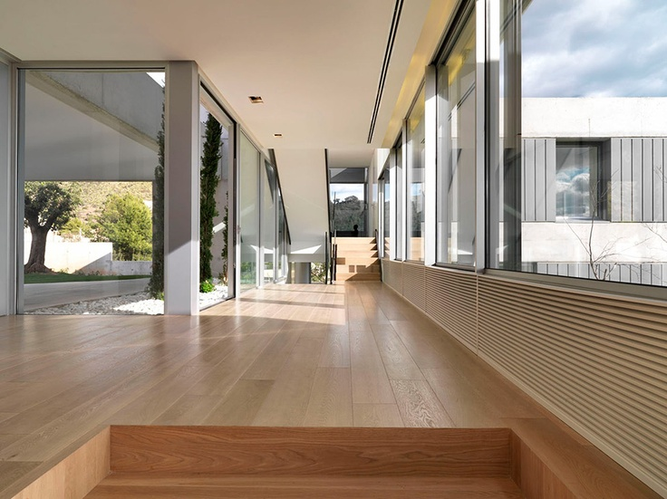 Located in Sagunto, Valencia, Spain.  design Me Too residence Unconventional Home Layout in 4 Separate Volumes: The Me Too House