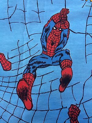 Vintage Spider-Man Curtain Or For Fabric Ditko/Romita