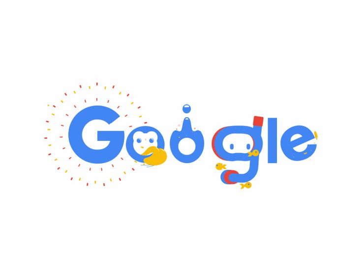 Google doodle by Johny vino #Design Popular #Dribbble #shots