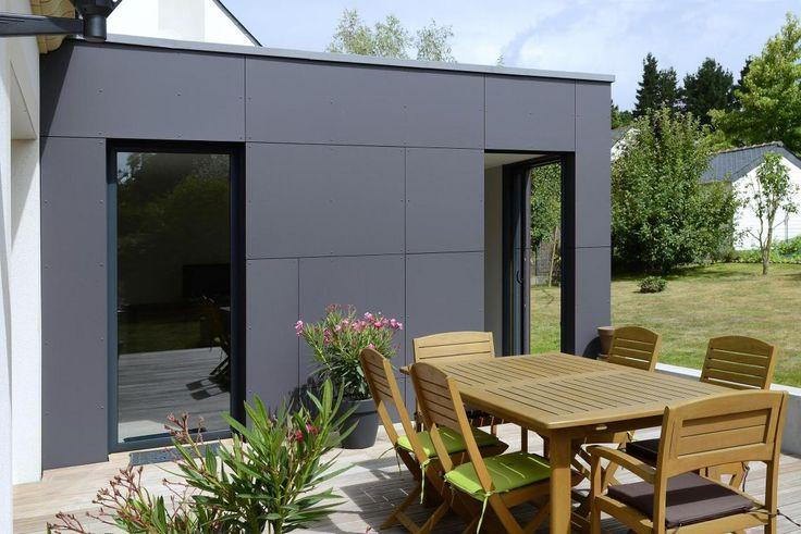 les 60 meilleures images du tableau nos extensions de maisons sur pinterest. Black Bedroom Furniture Sets. Home Design Ideas