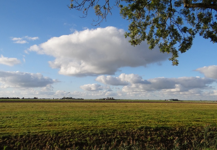 Clouds at Waddinxveen