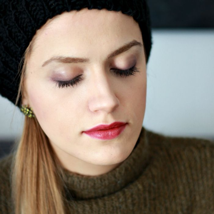 Winter Make up Beauty Blog