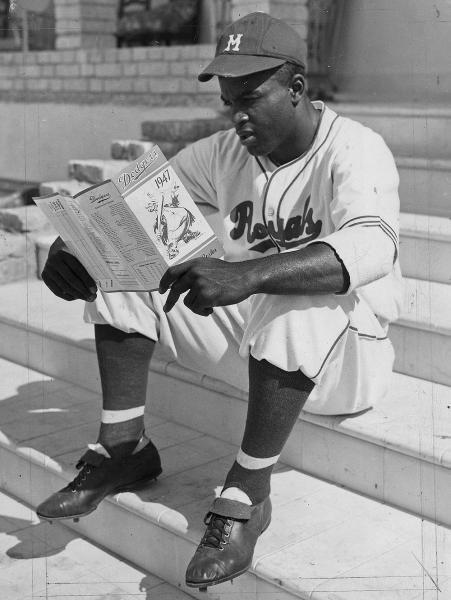 Montreal Royals, Jackie Robinson, March 1, 1947, Havana, Cuba