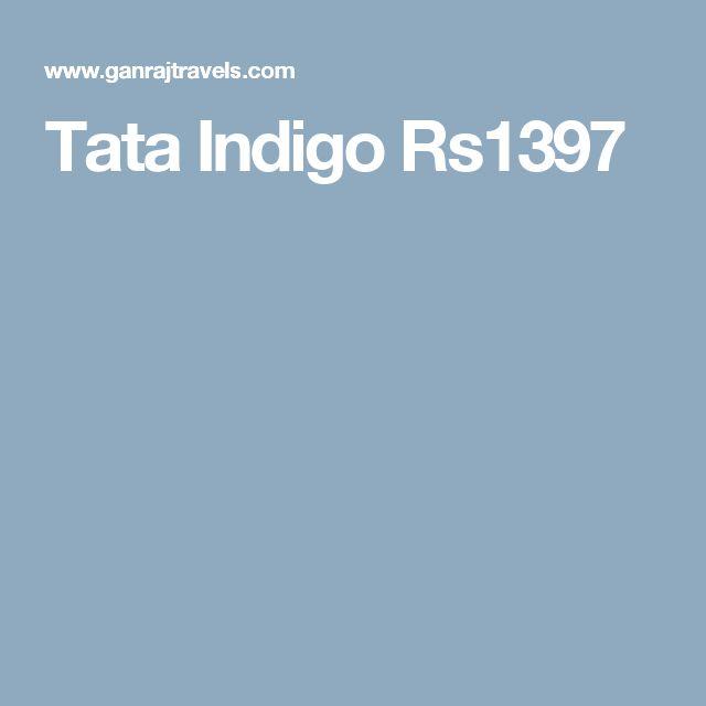 Tata Indigo  Rs1397