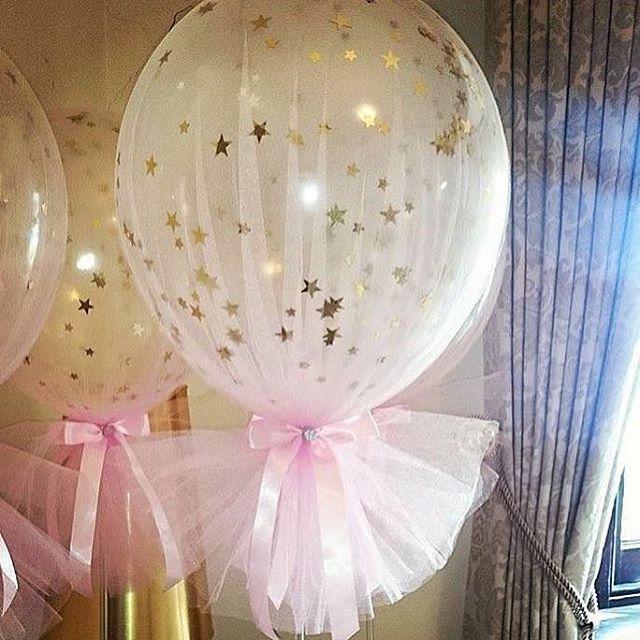 Bom dia!!! Ideias diferentes para balões!!!