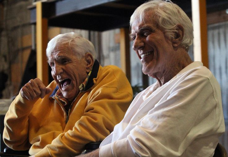 Brothers Dick and Jerry Van Dyke clash in 'The Middle,' bond off-screen  Even in their 80s, Dick and Jerry Van Dyke still have their big-brother, little-brother dynamic.  http://www.latimes.com/entertainment/tv/la-et-st-van-dyke-brothers-the-middle-20150422-story.html