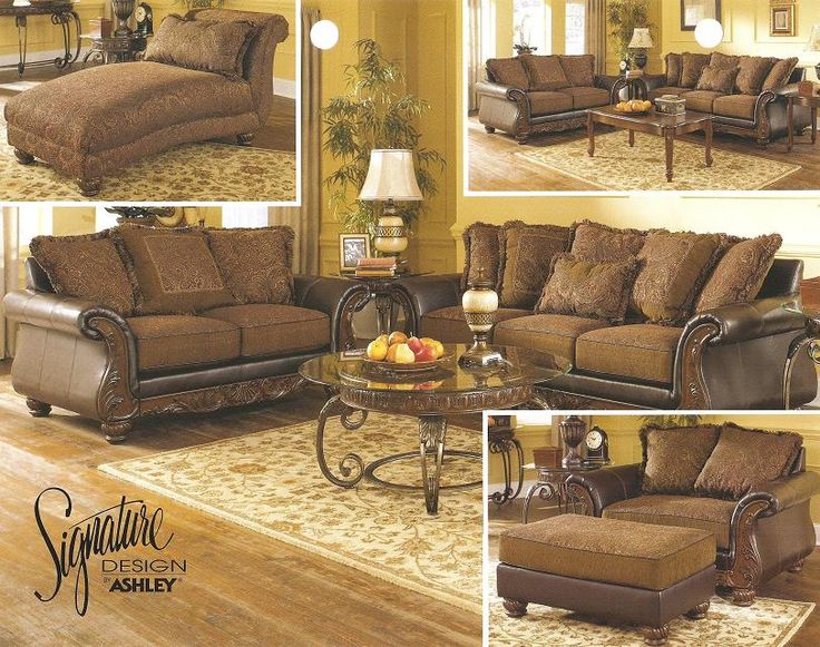 Ashley Furniture 34602 sofa and loveseat combination discounted in Tampa. Sale is buy the sofa and receive a free loveseat. limited time only. see store for details.