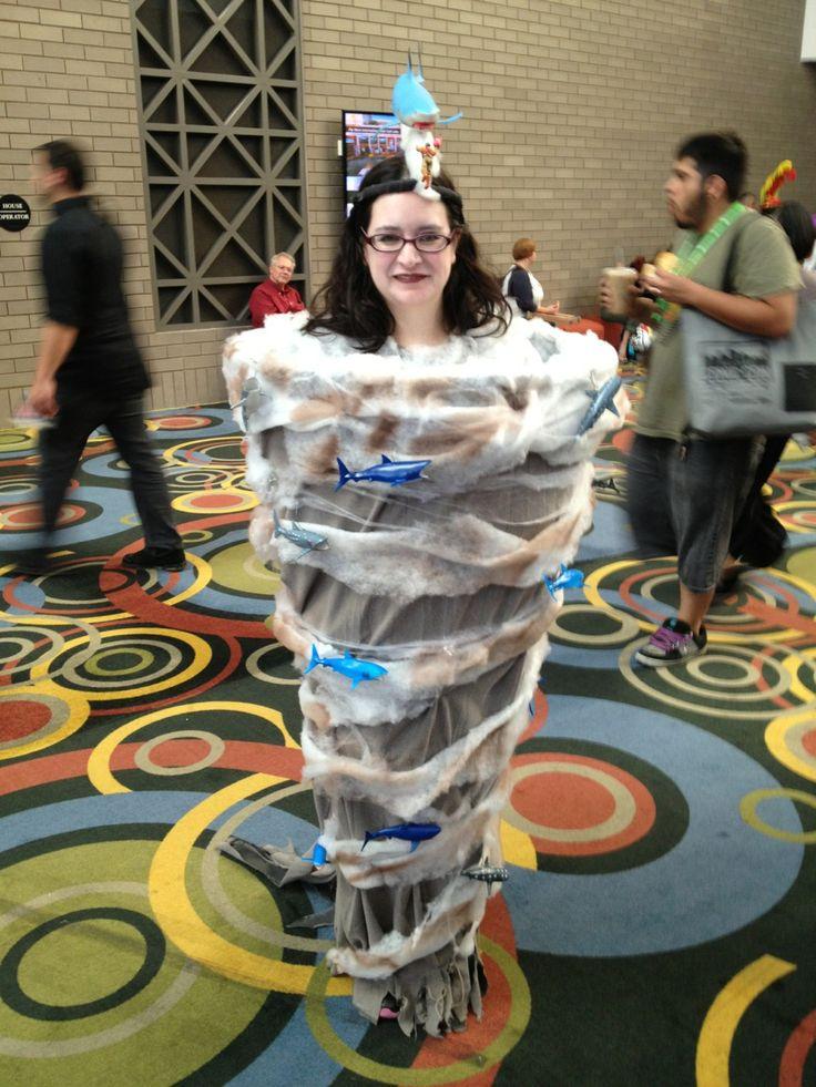 Sharknado costume - photo#2