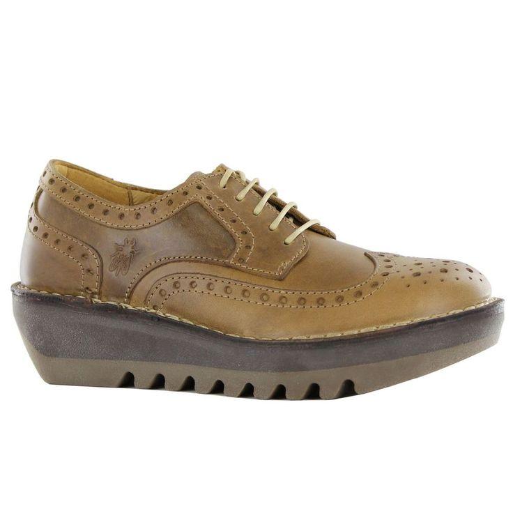 Fly London Jane Camel Womens Shoes in Kleidung & Accessoires, Damenschuhe, Sonstige   eBay