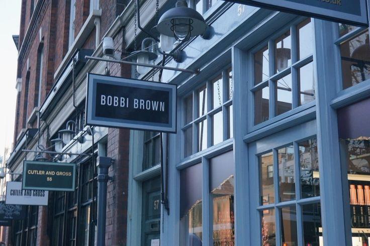 London, Londen, UK, make up, bobbi brown