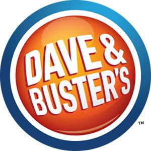 Win a family pack of 4 Power Cards at Dave & Busters