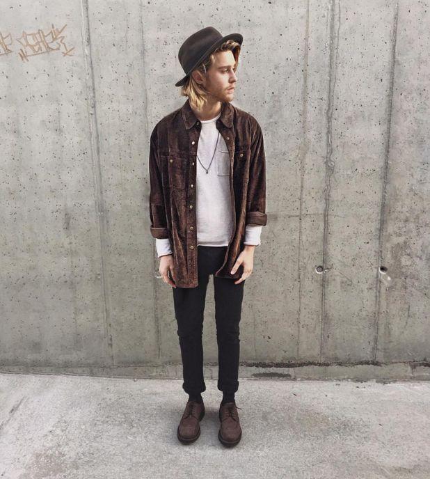 Grunge clothing tumblr guys