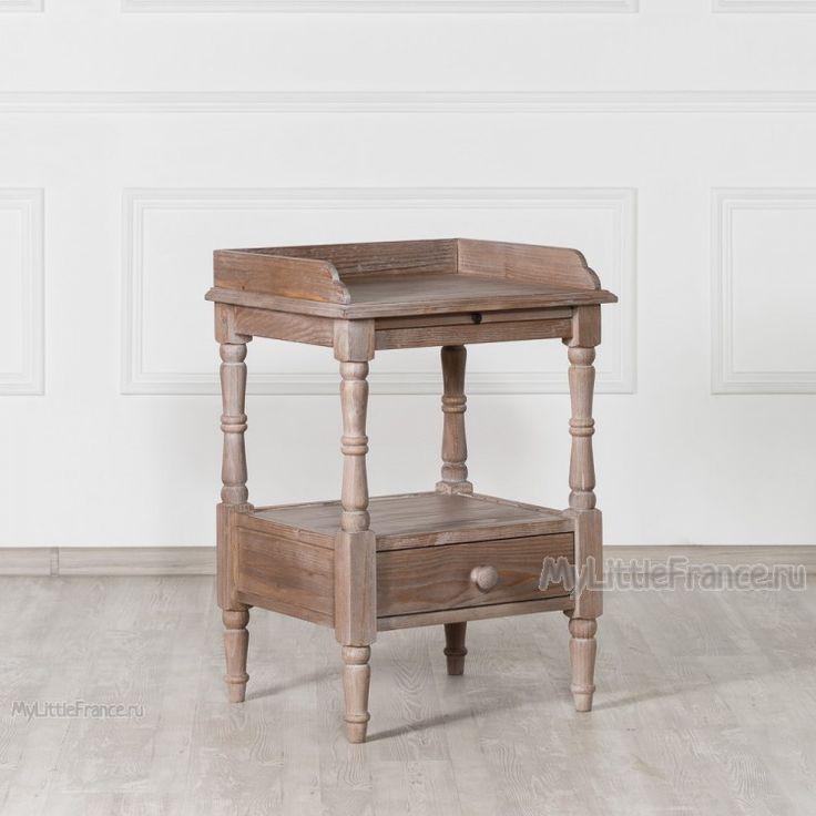 Тумбочка Fernand - Тумбочки, туалетные столики - Спальня - Мебель по комнатам My Little France