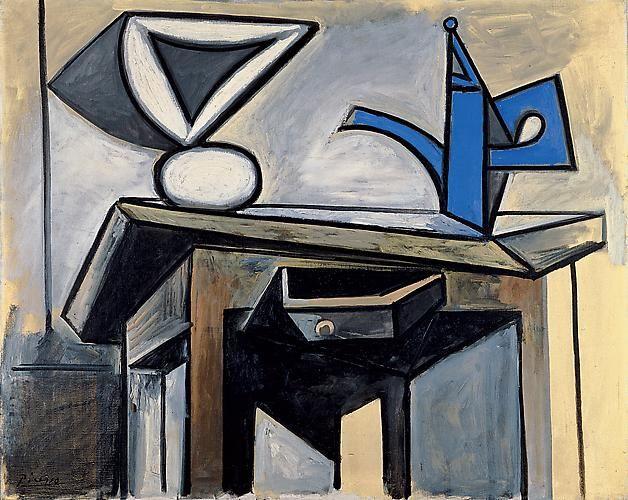 116 besten picasso bilder auf pinterest kubismus kunstwerke und malerei. Black Bedroom Furniture Sets. Home Design Ideas
