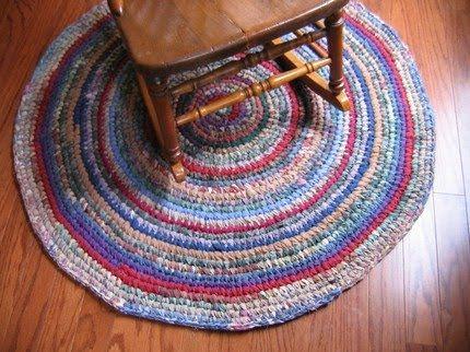 Braided Rug Tutorial Diy Pinterest Rugs And Fabric Yarn