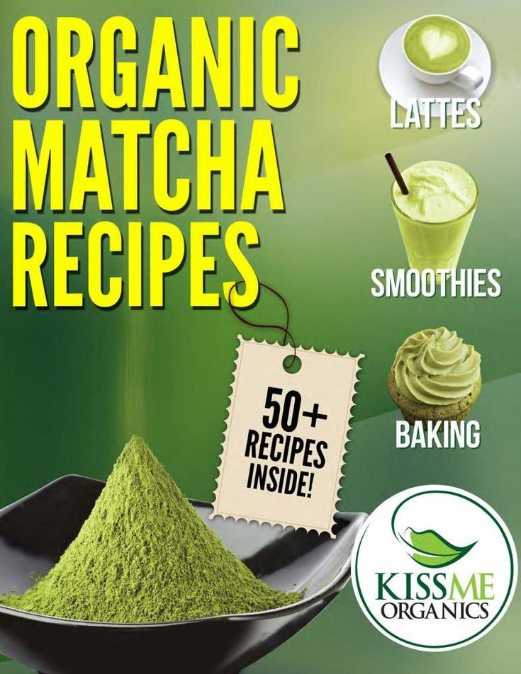 Kiss Me Organics Matcha Powder {Review}