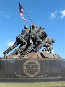 Iwo Jima Memorial - Washington DC