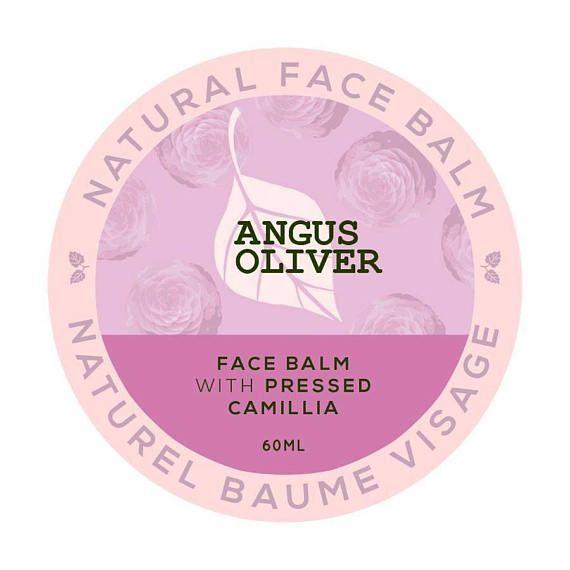 Natural Face Balm facial care facial moisturizer natural