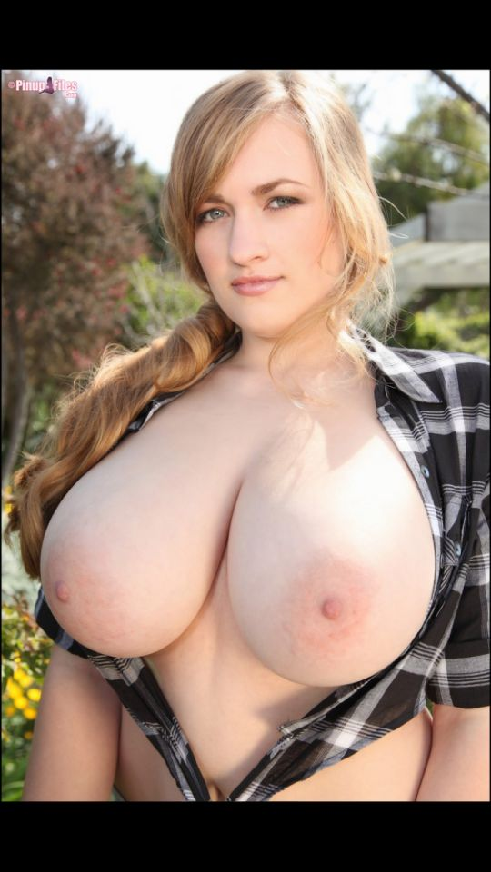 White women with big tits