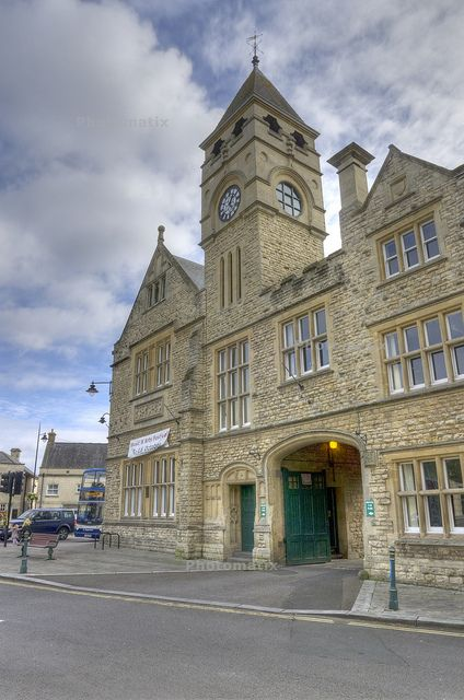 Calne Town Hall, Wiltshire
