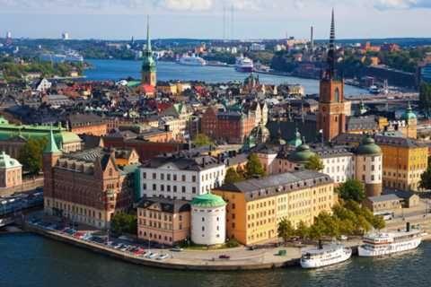 Stockholm City Free Walking Tour
