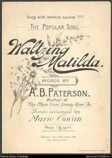 There Are 713 Different Recordings Of Waltzing Matilda, Australia's Unofficial National Anthem | Business Insider